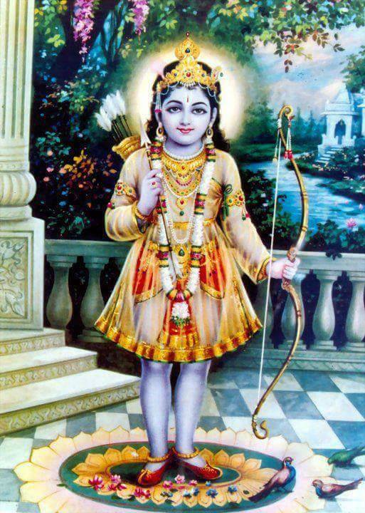 A devotee is supremely dear to Sri Rama