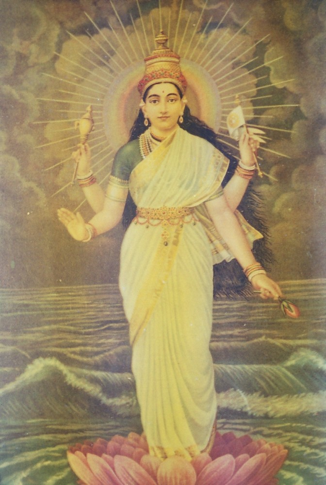 Divine Mother's command to install Her as Mai (1/2)