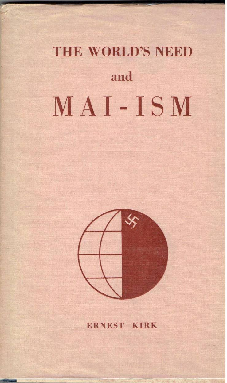 The book : The world's need and Mai-ism