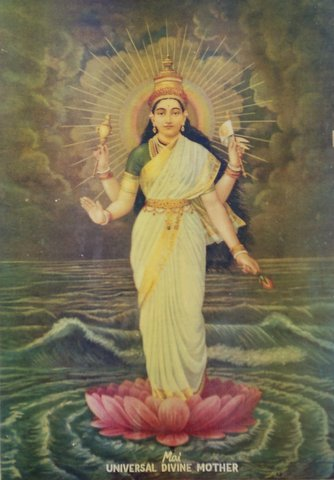DAILY PRAYERS OF DIVINEMOTHER