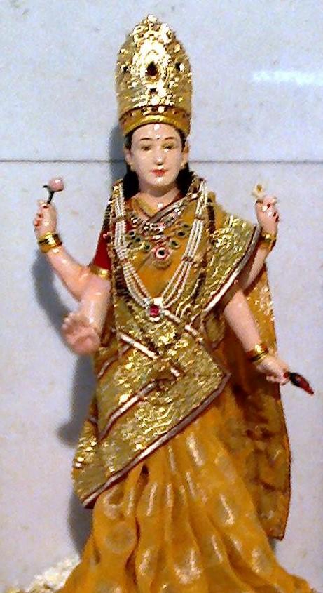 God and Guru both worshipped andrevered.