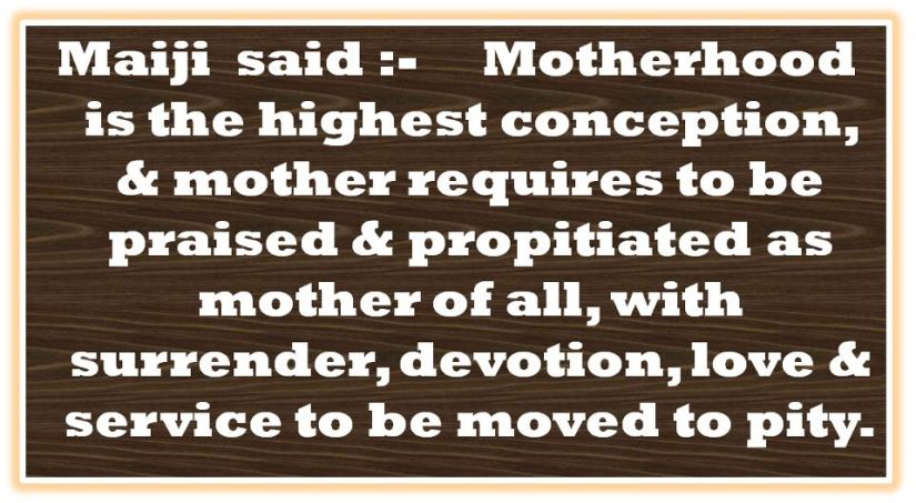 GOD AS MOTHER : NAMES 221 TO230