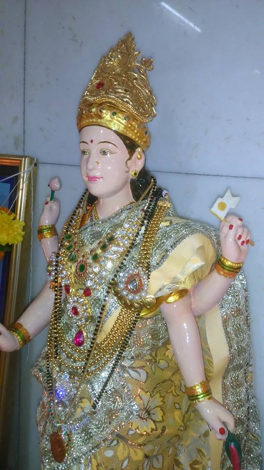 About visualizations of deities,God as Mother Names 641 to650