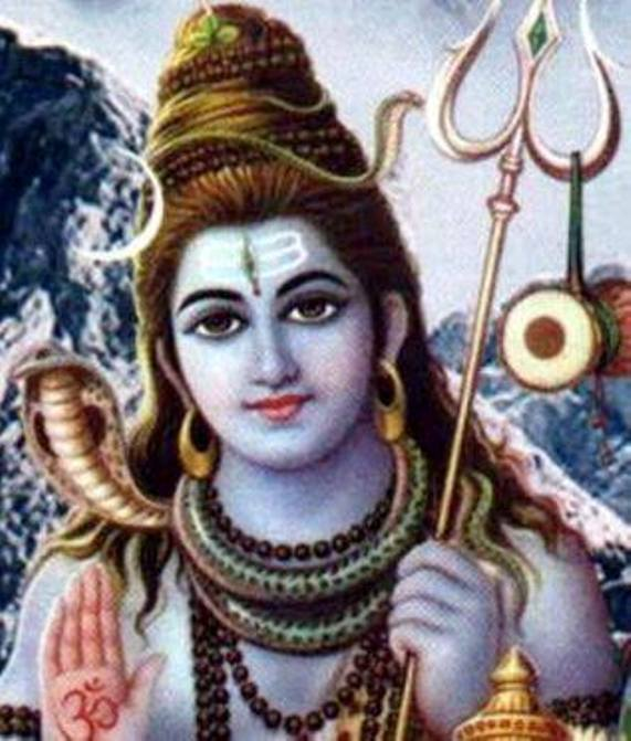 The PDF file of Lord  Shiva's Ten Thousand Names for free download